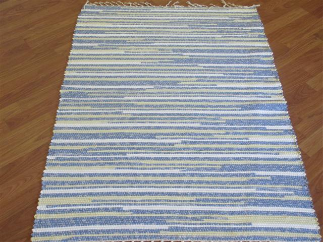 Hand Woven Rag Rugs Three Feet Wide Elizabeth 39 S Loom Room
